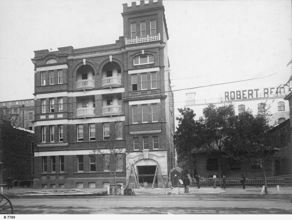 Construction 1913
