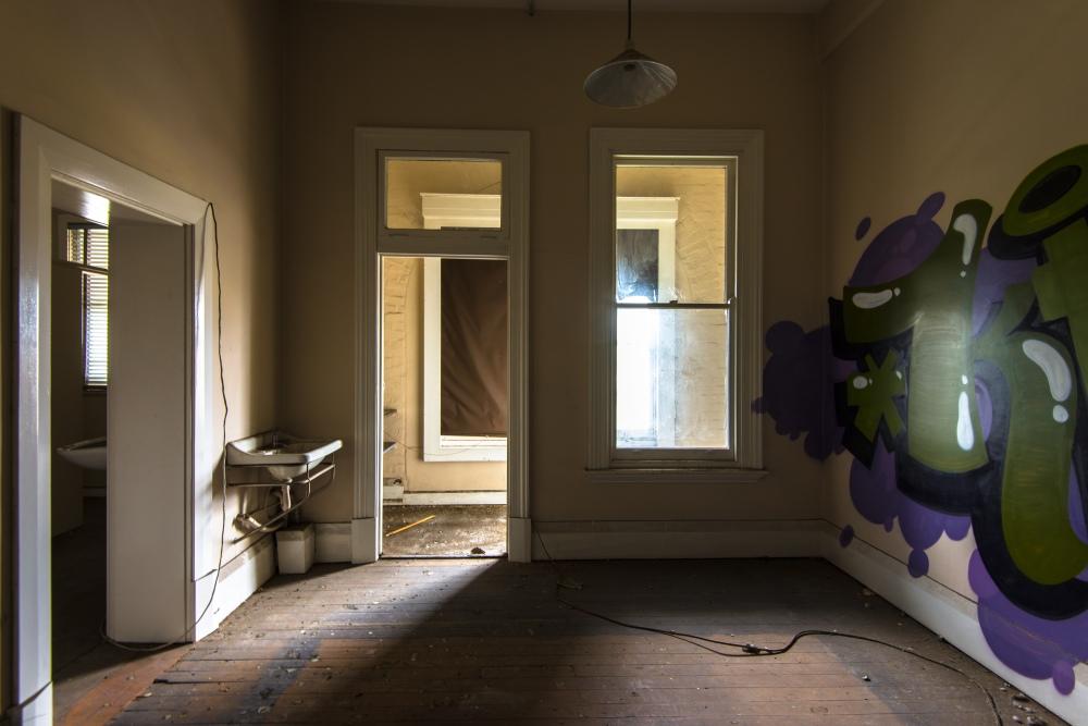 Upper storey room