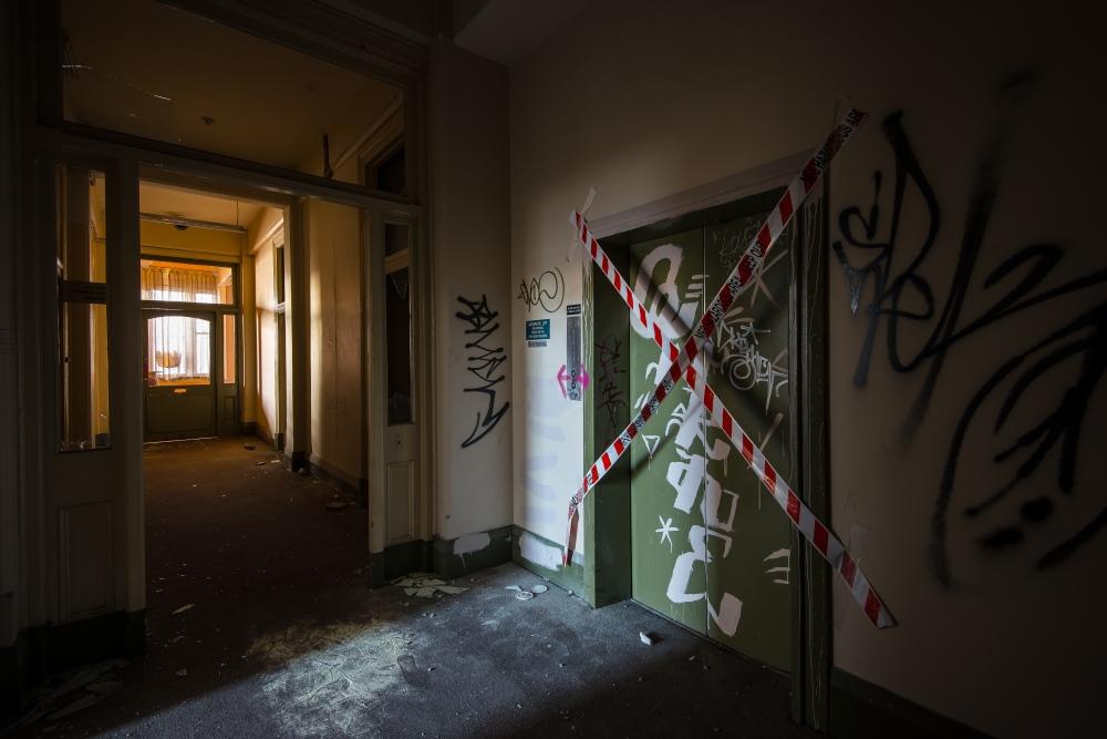Upper storey Hallway