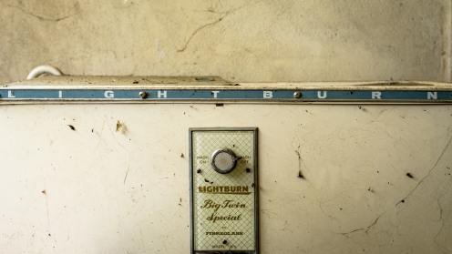Ghosts of Christmas Past - Washing Machine