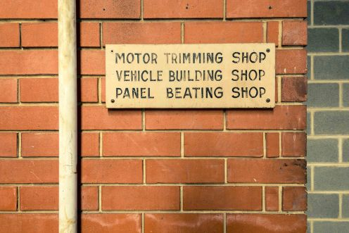 Motor Trimming Shop