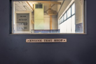Engine Test Shop