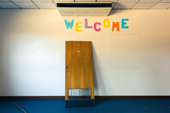 Wilkommen