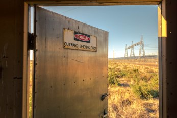 Port Pirie Trainyard