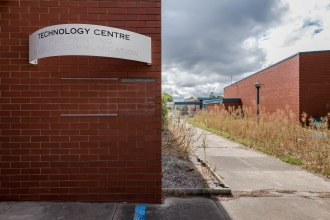 Technology Centre Signage