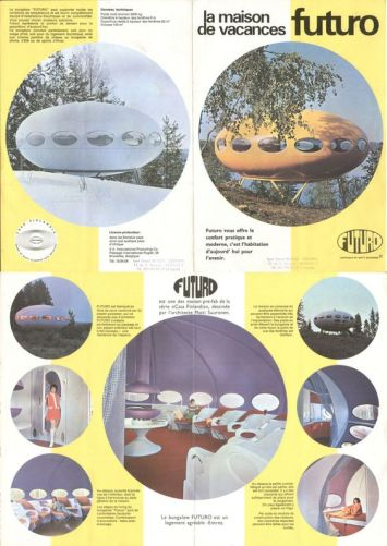 1967 Futuro Brochure
